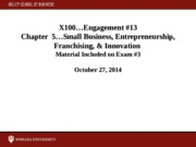 Engagement 13-Chapter 5 Small Business Post