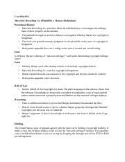 Case Brief  e.docx