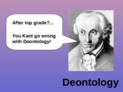 Deontology Revision