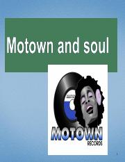 Motown and soul(2)