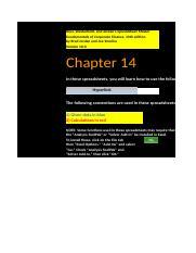 FINACNE 4030 : Real Estate Finance - UC - Course Hero