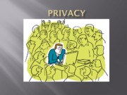 Spring 16 privacy.ppt