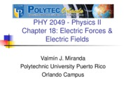 Physics electrical chap 18