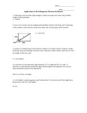 Copy of ApplicationsofthePythagoreanTheoremWorksheetWordProblems.docx