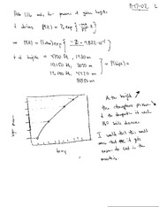 Thermal Physics Solutions CH 4-5 pg 99