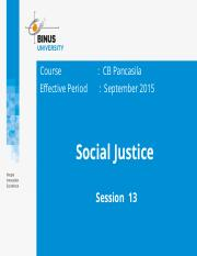 Z00220020220154039Session 13 Social Justice.ppt
