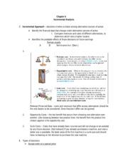 Accounting I Final Exam Study Guide Option #1