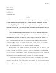 Five Stars- Final Draft