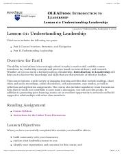 OLEAD100 Introduction to Leadership Lesson 1.pdf