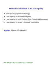 HeatCapacity
