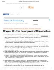 Chapter 40 - The Resurgence of Conservatism | Course-Notes.Org.pdf