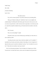 Literature and Writing Short Story Final Draft.docx