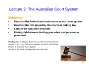 Business Law - Lecture 2--Update 2012
