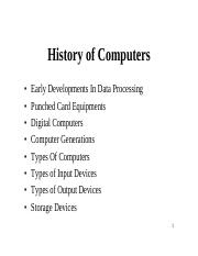 History of Computers.doc