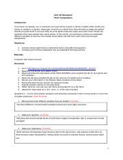 BIO_1100_Unit_VIII_Homework.doc
