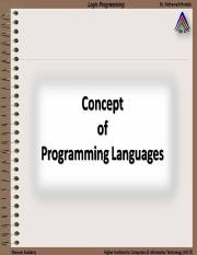 2- Concept of  Programming Languages.pdf