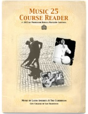 Music 25 Course Reader