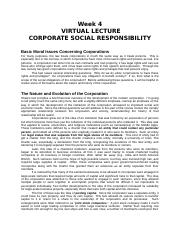 Week 4 VIRTUAL LECTURE--Corporate_Social_Responsiblity--rev. 2010(1).rtf