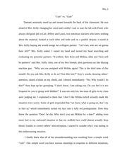 Short story paper on Miscommunication