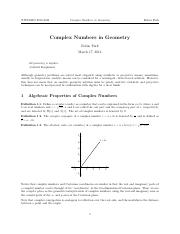 Complex Numbers in Geometry (Park).pdf
