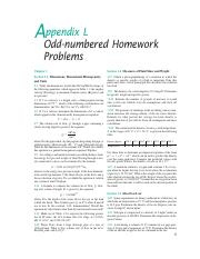 oddnumberedhomeworkproblems Brief intro to Fluid