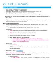 Ch 8 pt 1 alcohol outline for students(1)