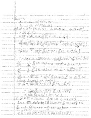 Homework 10 Solutions math 494