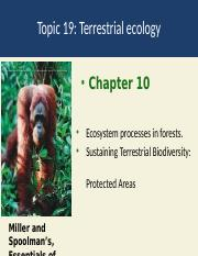 Topic 19 terrestrial ecology-2.ppt