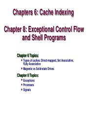 Week13_Chapter 8 Exceptional Control Flow.ppt