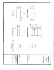 INTD285TechDrawing_ExtrusionsTableBookcase