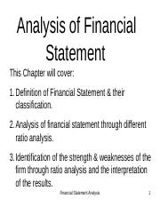 Financial Statements Analysis.ppt