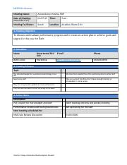 BSBWOR502-Meeting Minutes- 2 (2).doc