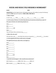 ROCKS AND ROCK CYCLE RESEARCH WORKSHEET (1).docx