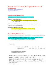 Topic 2 – Review of Data, Descriptive Methods and Probability.docx