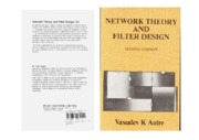 Aatre Wiley_-_Network_Theory_and_Filter_Design