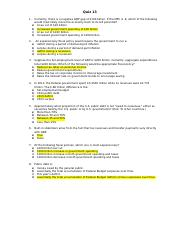 Quiz 13 Summer 2014 - with answers.docx