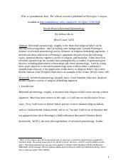 Trayectorias contemporáneas de la filosofía y