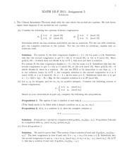 MATH135_F11_Assignment_5_Solns