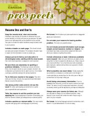 Job Resume dos and donts.pdf