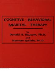 Cognitive_Behavioral_Marital_Therapy