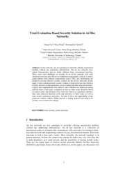 Trust_Evaluation_Based_Security_Solution_in_Ad_Hoc_Networks