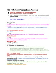 CS241PracticeExam1Answers
