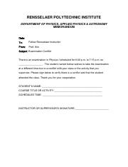 Conflict Exam Verification Form.pdf