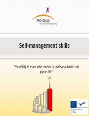 Presentation_Self-management_skills.ppt