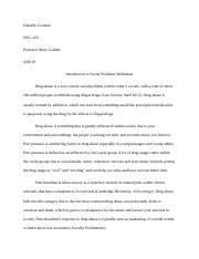 Introduction to Social Problems Worksheet.docx