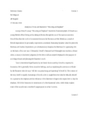 which advice would weaken a problem-solution essay