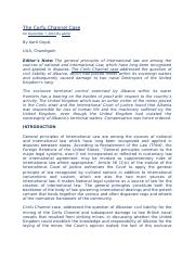 13. The Corfu Channel Case (Summary).docx