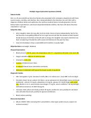 Multiple Organ Dysfunction Syndrome student Case study.docx