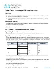Packet Tracer - Investigate STP Loop Prevention.pdf