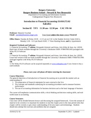 Financial Syllabus Fall 2011 Sec 02-Updated